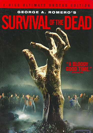 SURVIVAL OF THE DEAD:ULTIMATE UNDEAD BY ROMERO,GEORGE (DVD)
